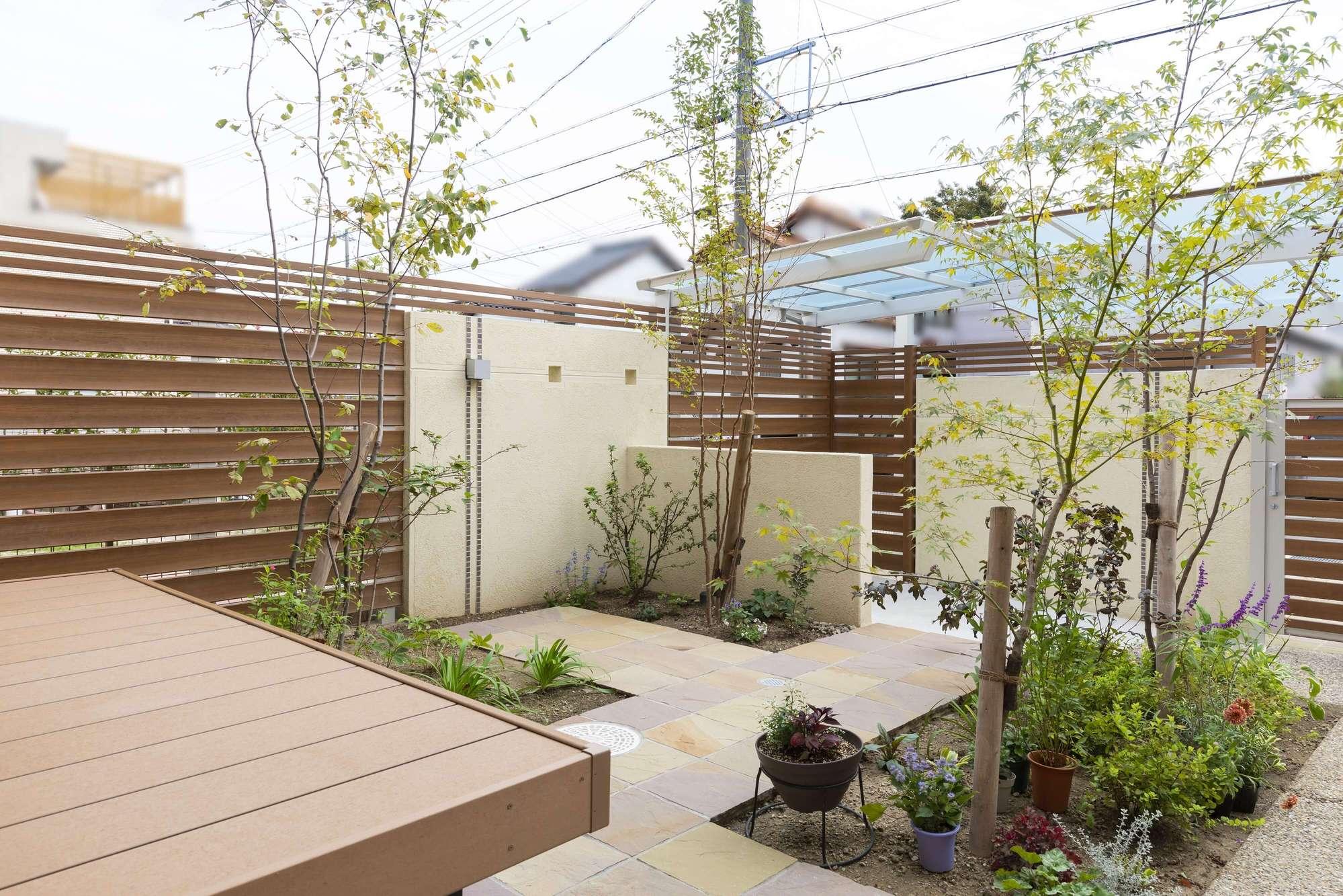 リフォーム リフォームガーデン 庭 ガーデン プライベートガーデン