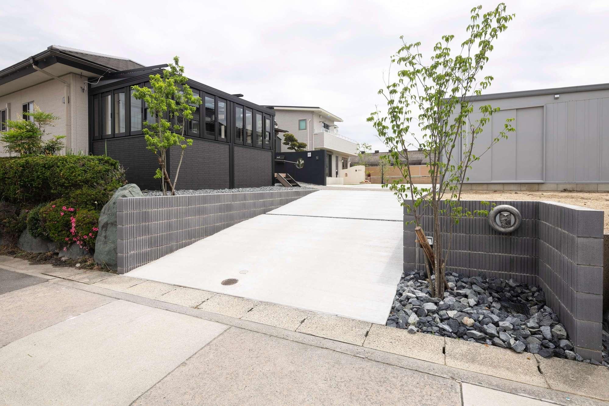 LIXIL 暖蘭物語 ガーデンルーム 二世帯住宅 モダン和風 南欧風