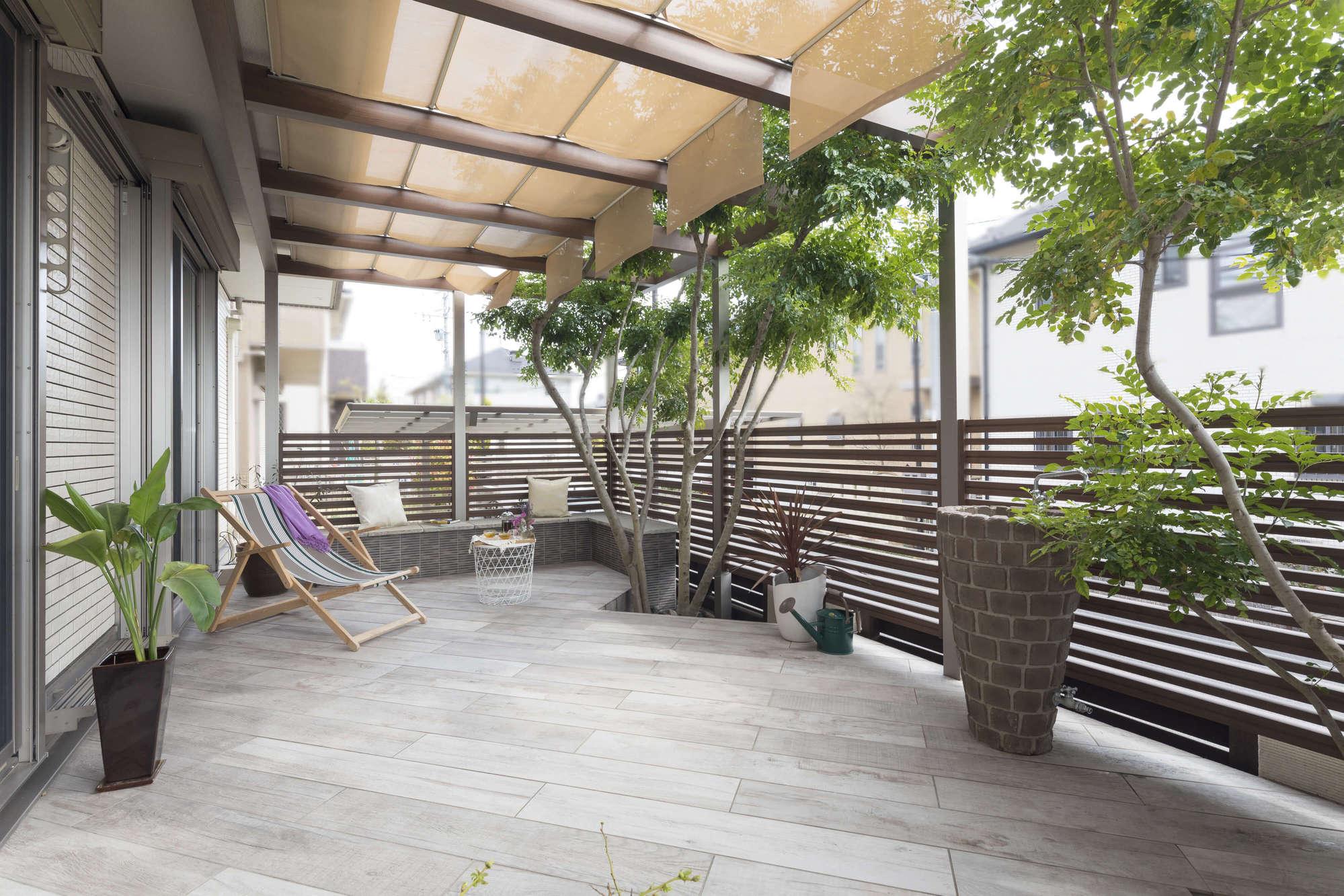LIXIL 施工 受賞 ガーデン